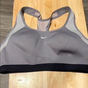 Nike dri fit sports bra xl